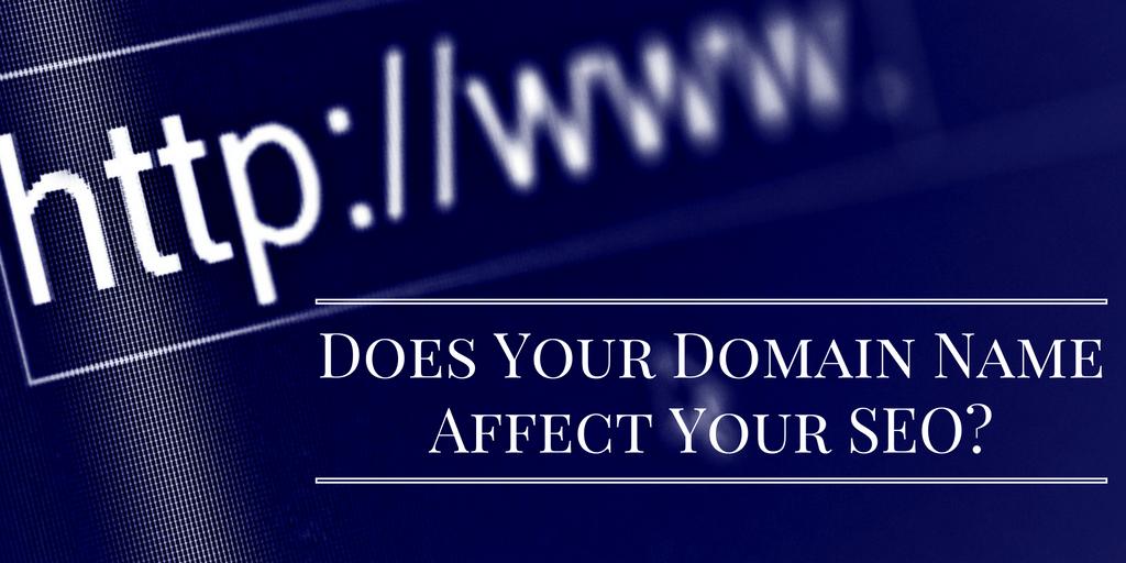 Domain Name Matter for Better SEO