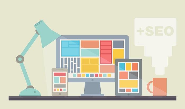 seo based website design