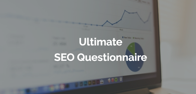 Best SEO Questionnaire