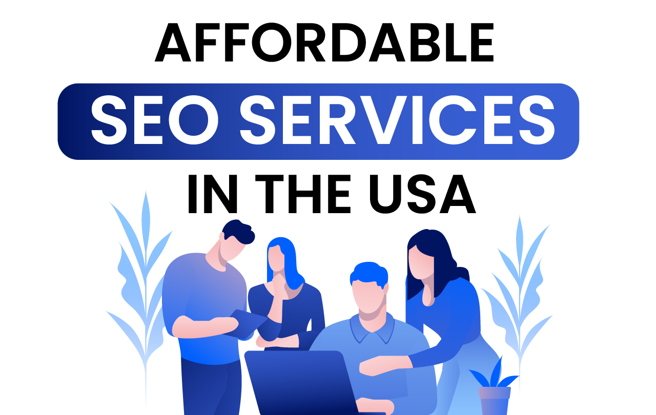 Affordable SEO Services in the USA