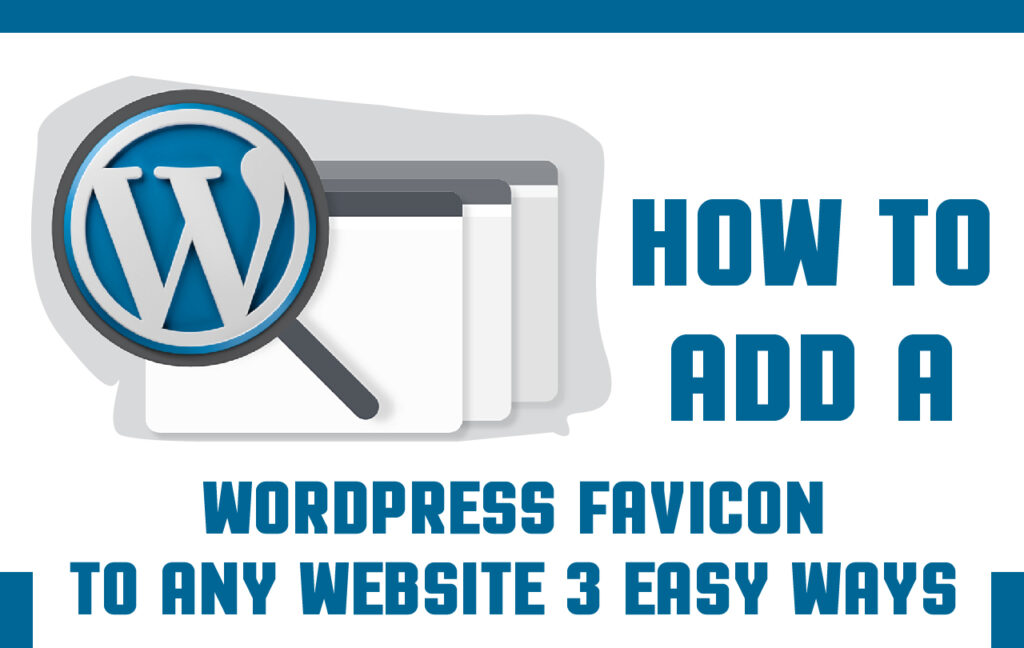 Add Favicon To Wordpress
