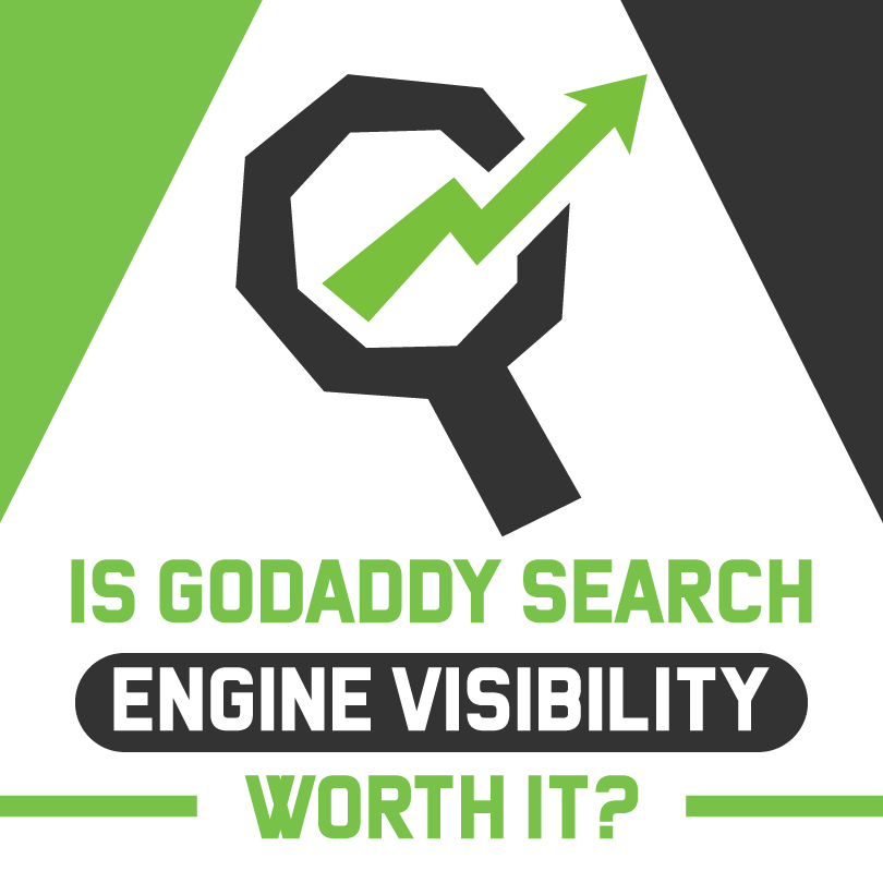 godaddy search engine visibility review