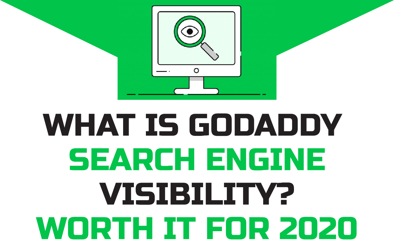godaddy search engine visibility