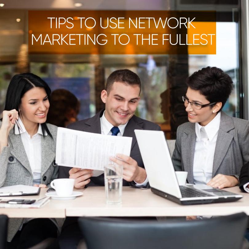 Advertising Network Marketing Business