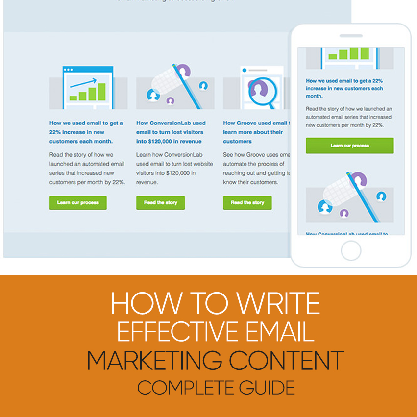 How to Write Effective Email Marketing Content - Complete Guide
