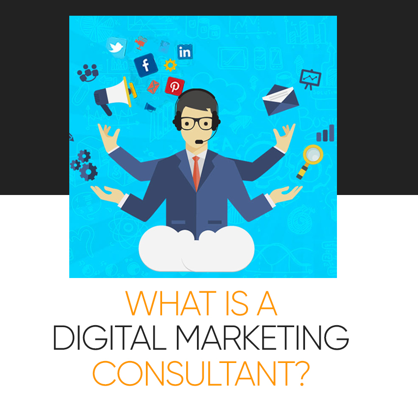 What is a Digital Marketing Consultant