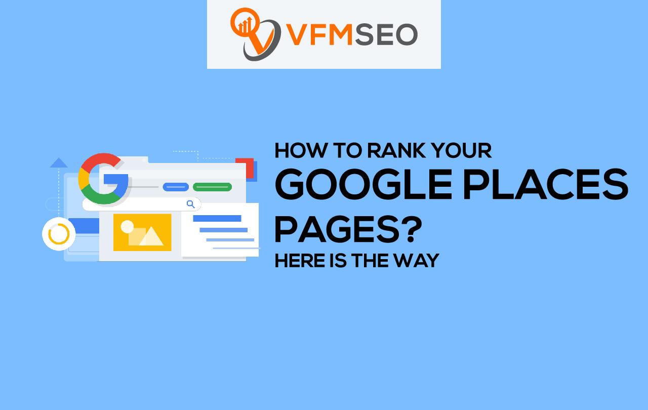 Best Google Places Pages