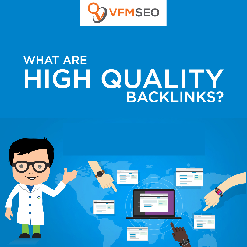 High Quality Backlinks List