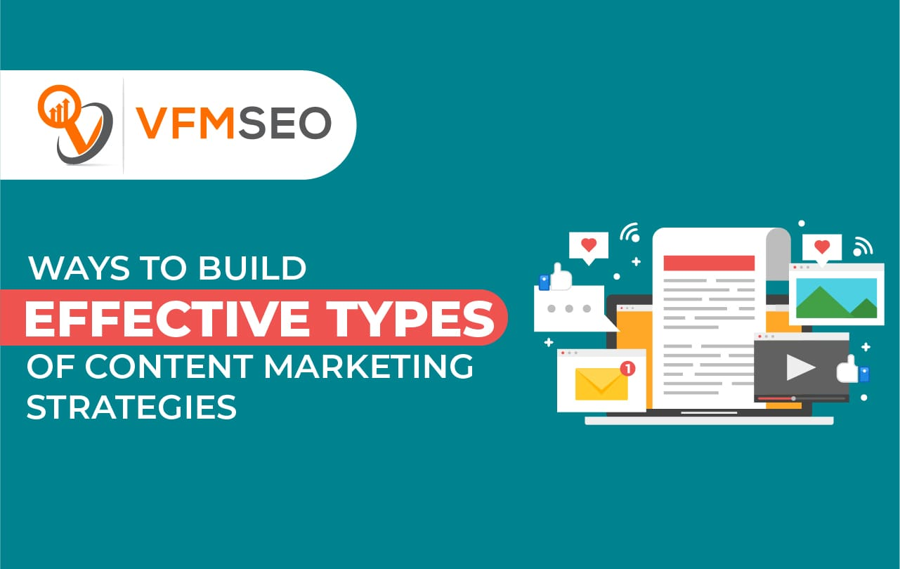 Content Marketing Types Of Content