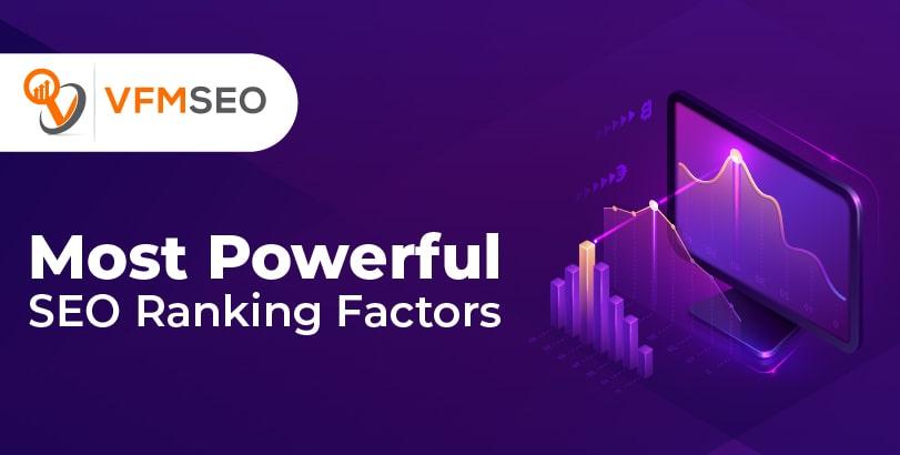 google ranking factors seo checklist